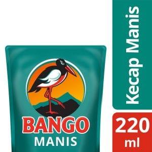 BANGO Pouch Flatpack 220ml