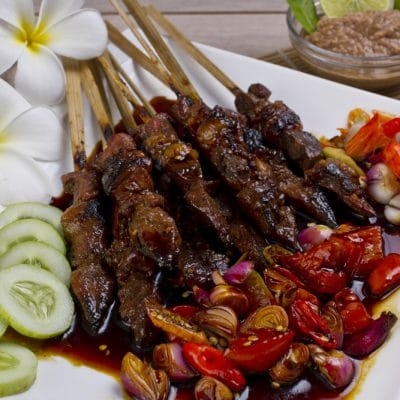 Resep Sate Domba Afrika